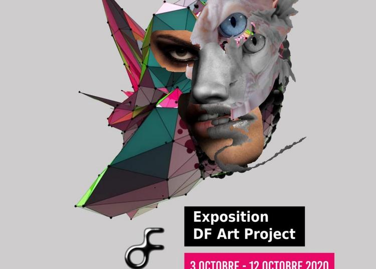 Exposition DF Art Project à Paris 12ème