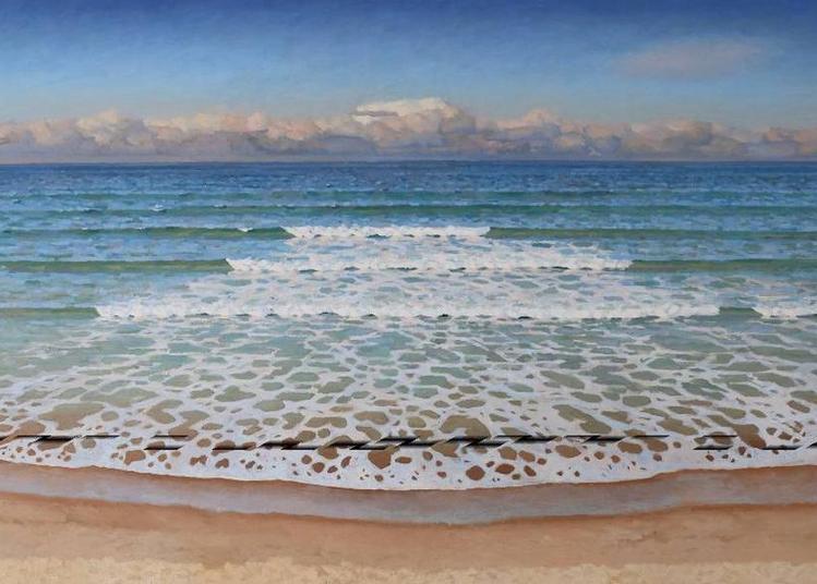 Exposition Didier Lapène : peintures récentes à Nay