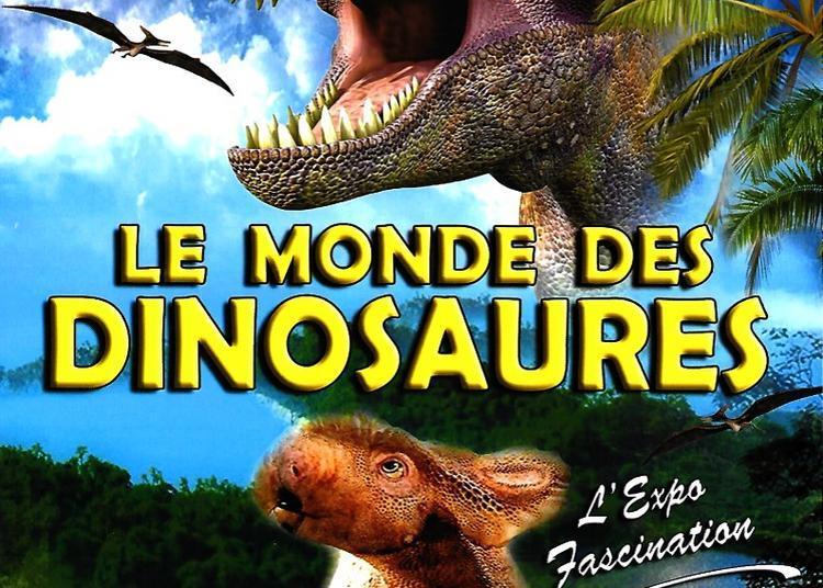 Exposition Dinosaures à Castres