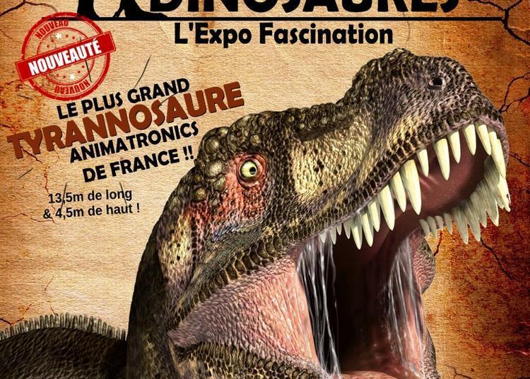 Exposition Dinosaures à Nantes