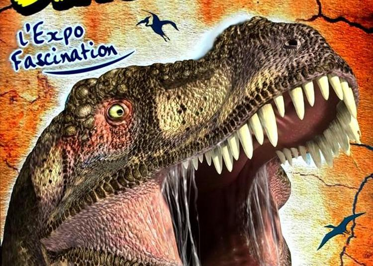 Exposition Dinosaures à Beziers