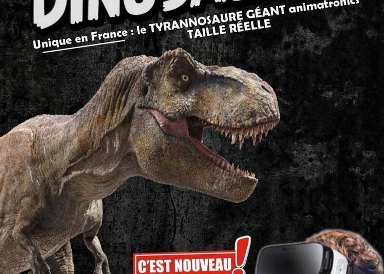 Exposition Dinosaures à Saint Etienne