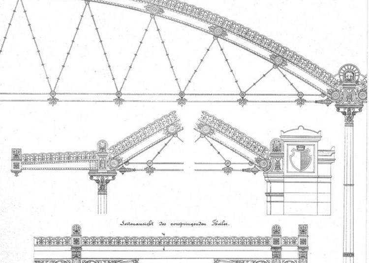 Exposition Du Matériel Ferroviaire Utilisé Durant L'annexion De 1870 à 1918 à Metz