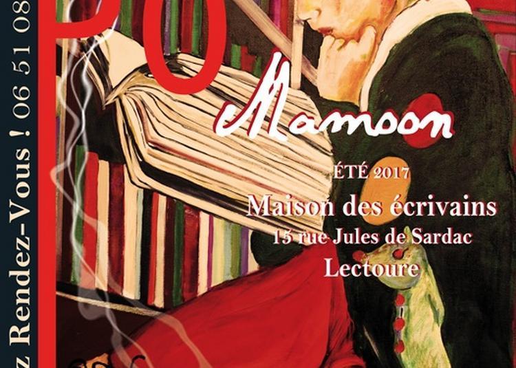 Exposition du peintre féministe Mamoon, les femmes qui lisent... à Lectoure