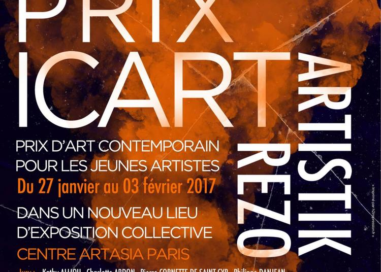 Prix Icart - Artistik Rezo à Paris 1er