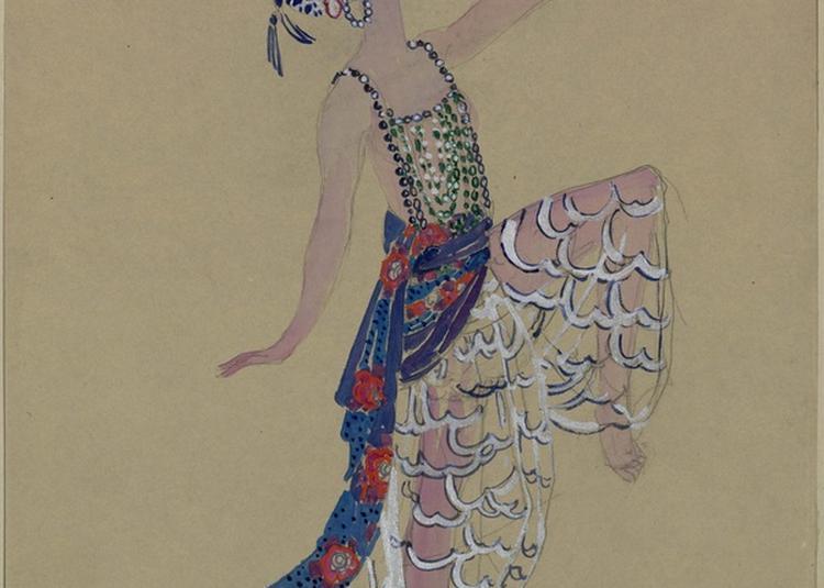 Exposition Edouard Bénédictus, Le Spectacle En Couleurs à Paris 8ème