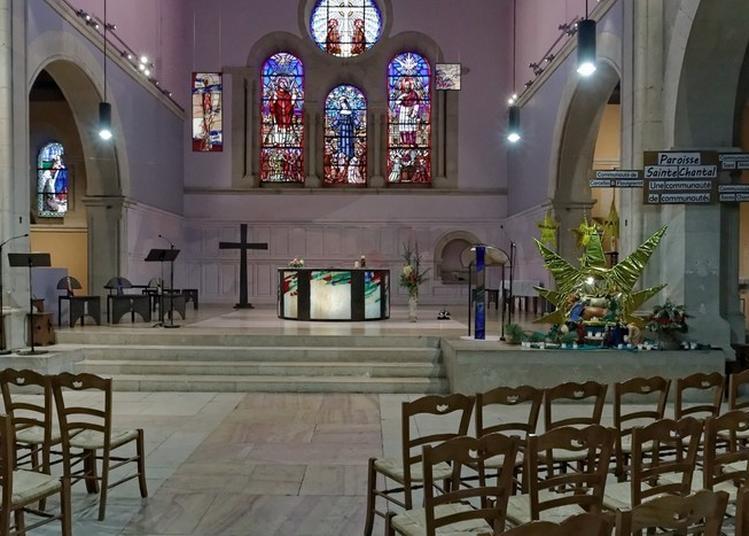 Exposition - église Sainte-chantal De Dijon - Hier Et Aujourd'hui