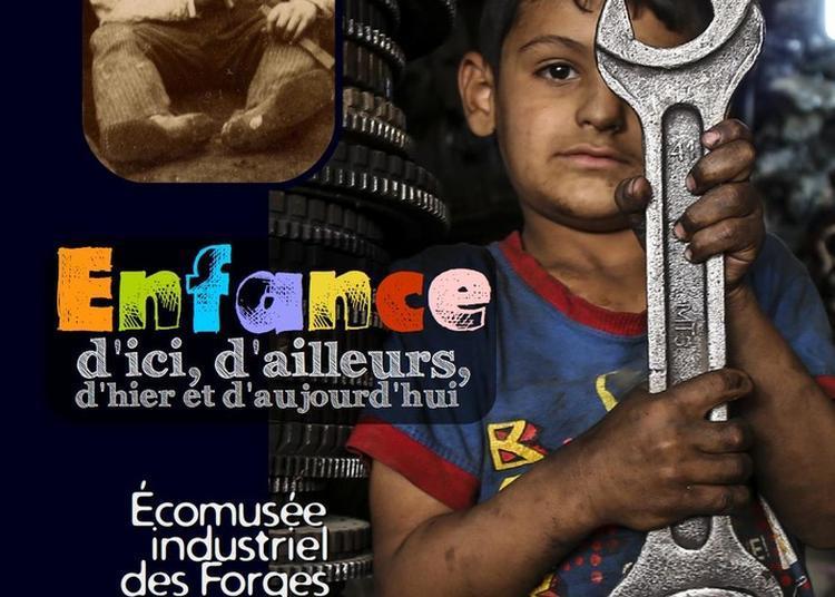 Exposition : Enfances... D'ici, D'ailleurs, D'hier Et D'aujourd'hui. à Inzinzac Lochrist