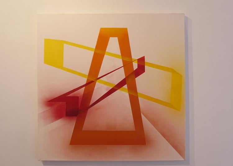 Exposition Et Installation D'alexandre Lebourgeois à Louviers