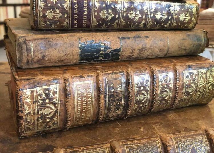 Exposition Et Présentation De Livres Anciens à Toulouse