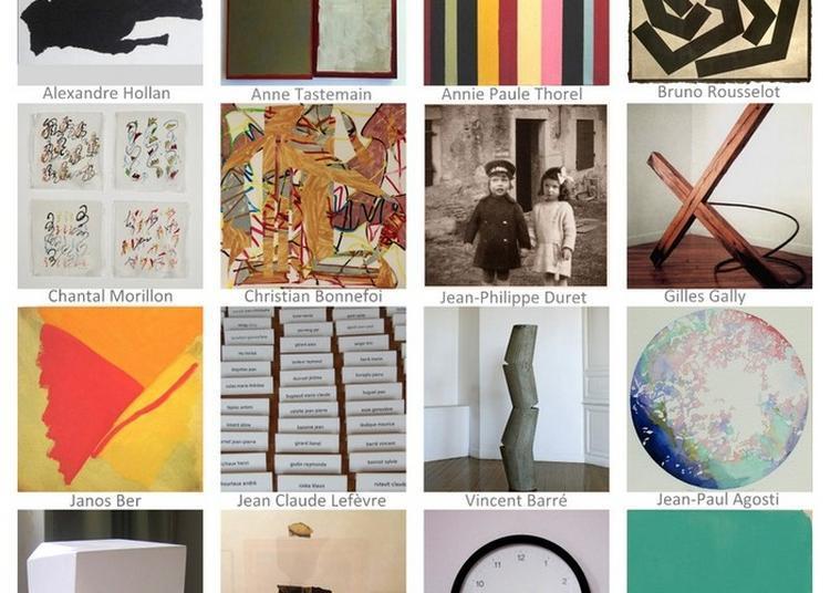 Exposition Et Visites Commentées Par Une Artiste à Joigny