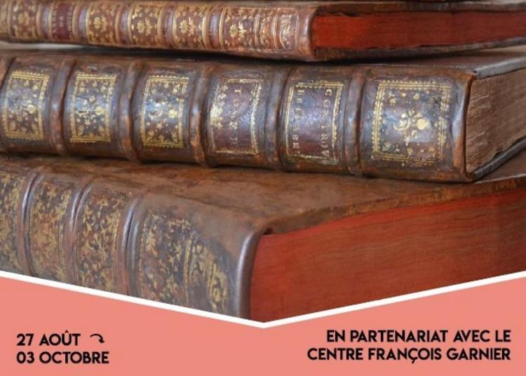 Exposition - Faire Peau Neuve : Redonner Vie Aux Livres Anciens à Chatillon sur Indre