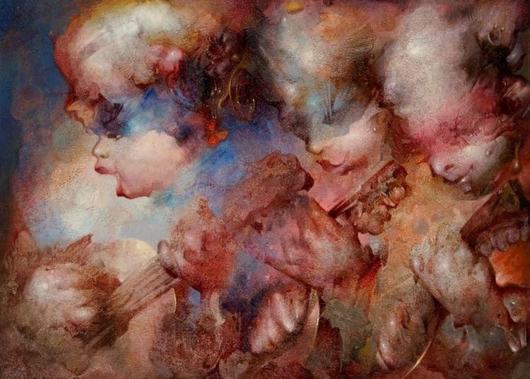 Exposition Fausto Olivares: Jondo, Color Y Tiempo à Mont de Marsan