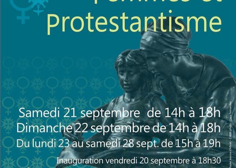 Exposition Femmes Et Protestantisme à Bordeaux