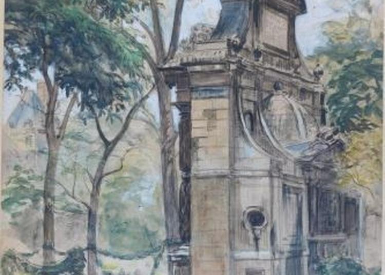 Exposition Flâneries Parisiennes 1910 - 1930 à La Varenne saint Hilaire