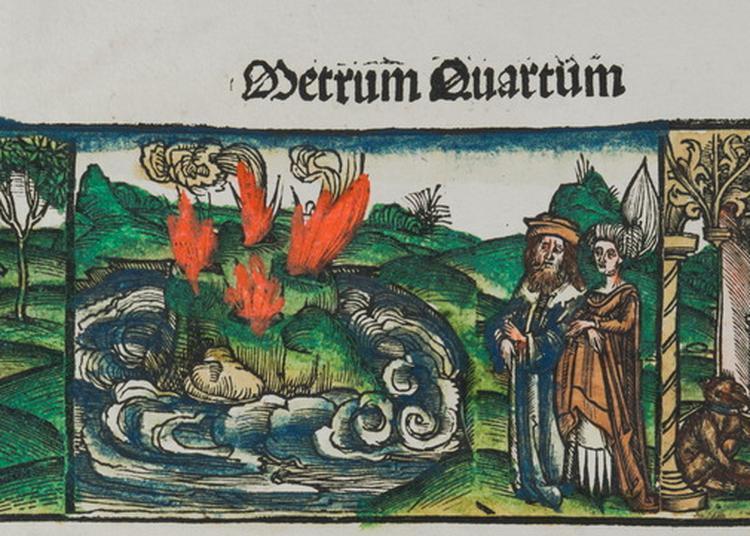 Exposition - Flammes De Papier à Strasbourg