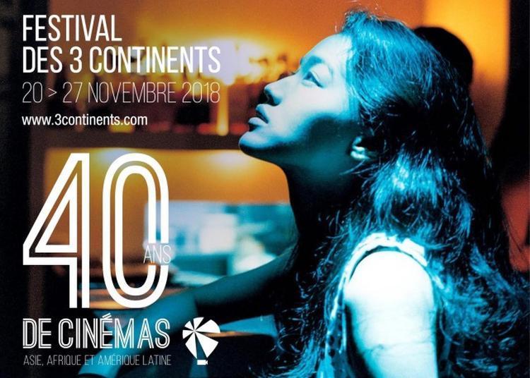 Exposition flash de photographies de films sélectionnées par le Festival des 3 continents à Nantes