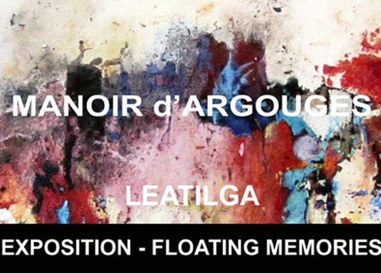 Exposition Floating Memories à Vaux sur Aure