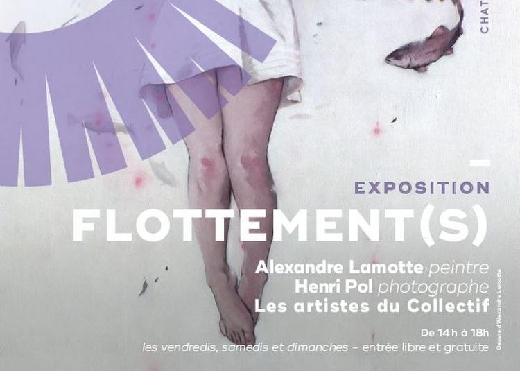 Exposition Flottement(s) à Viviers