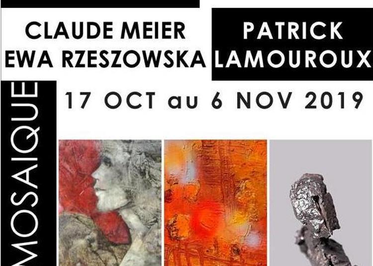 Exposition Galerie d'arts la Mosaîque à Saint Jean