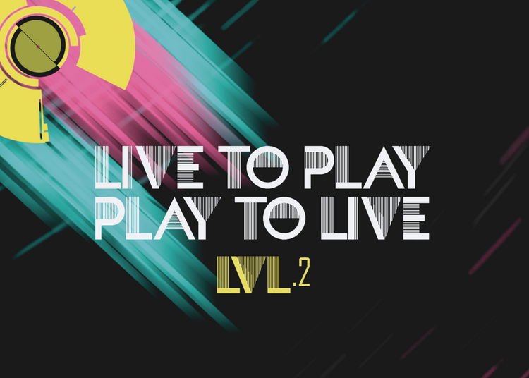 Exposition Gaming. Live to Play - Play to Live Lvl.2 à Enghien les Bains