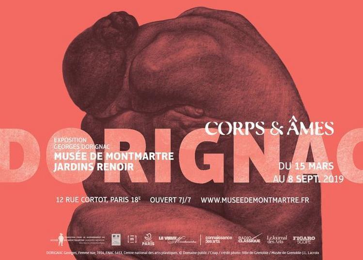 Georges Dorignac, Corps & Âmes à Paris 18ème