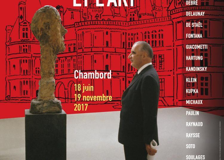 Exposition Georges Pompidou Et L'art. Une Aventure Du Regard à Chambord
