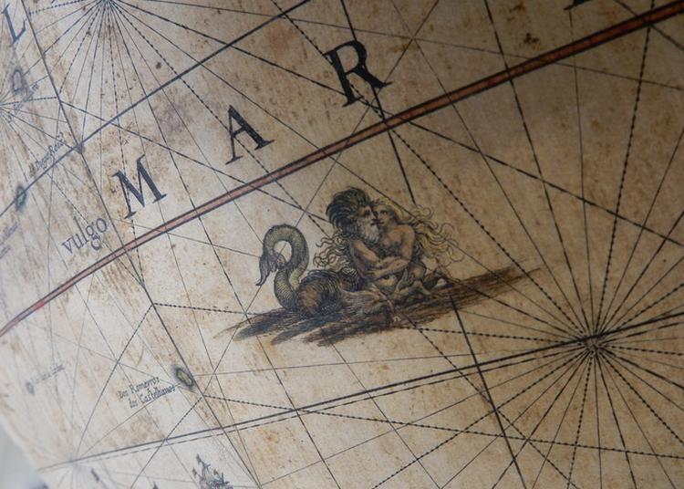 Exposition Globes, Le Monde à Portée De Main. Collections Des Xviie Et Xviiie Siècles à Paris 3ème