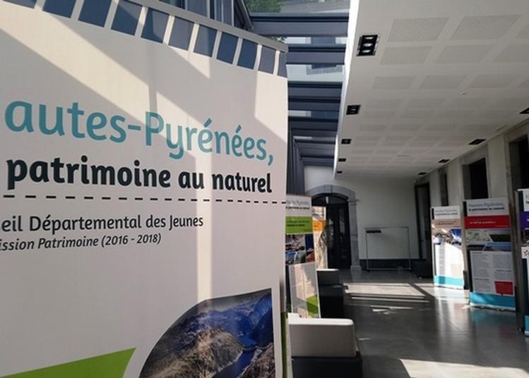 Exposition Hautes-pyrénées, Le Patrimoine Au Naturel à Tarbes