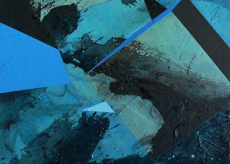 Exposition - Hervé Chassaniol  - Cristallisation à La Sauvetat