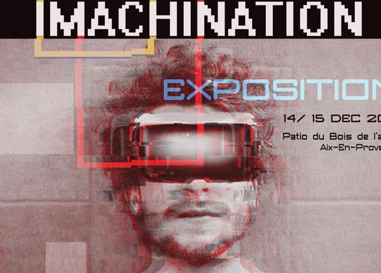 Exposition Imachination à Aix en Provence