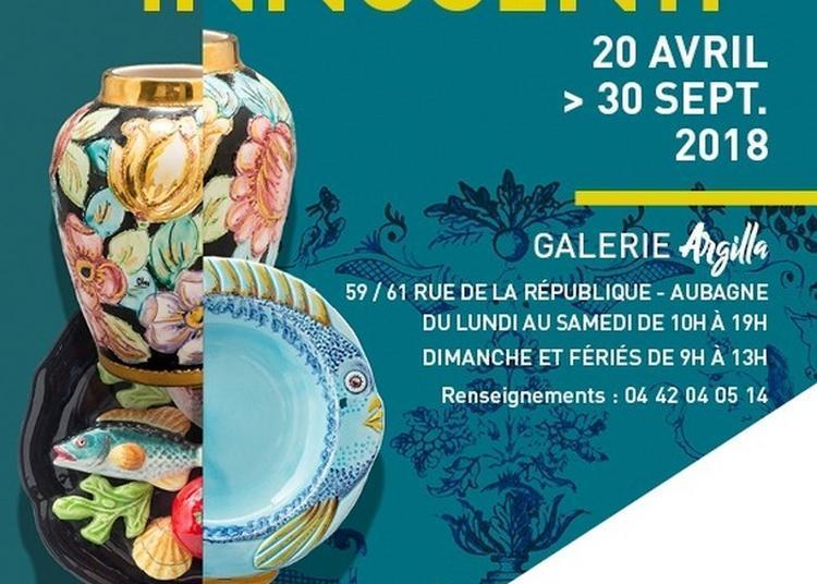 Exposition Innocenti « Éclectisme De Faïence » à Aubagne