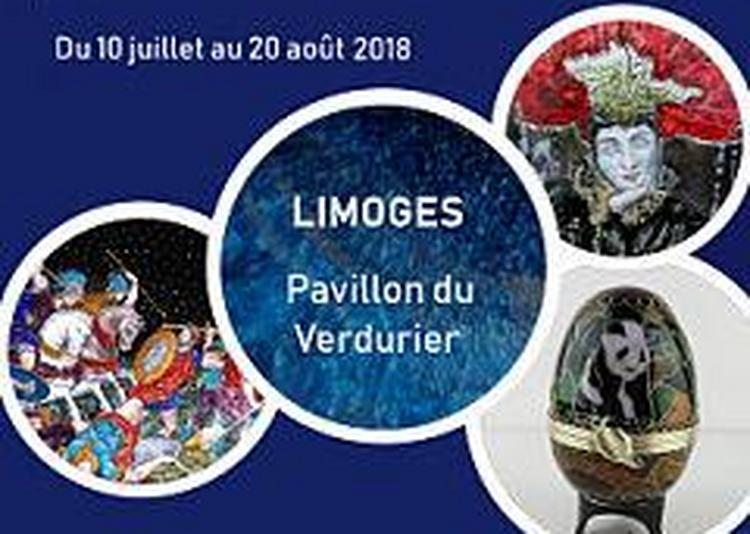 Exposition Internationale d'Emaux d'Art à Limoges