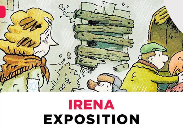 Exposition Irena à Tinqueux