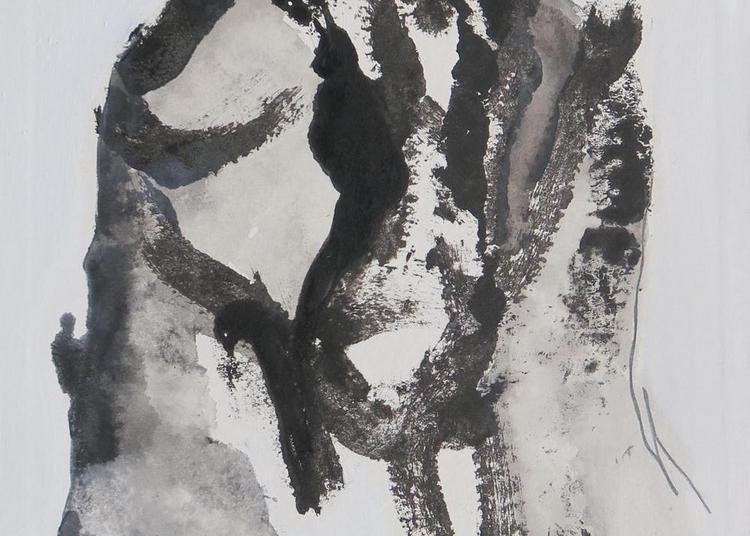 Exposition Isabelle Hupfer - Jeter l'encre à Nice