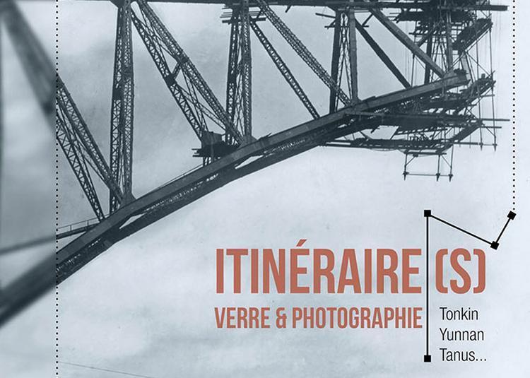Itinéraire(s), verre et photographie à Carmaux
