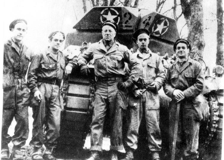 Exposition Jean Gabin Dans La Guerre 1939-1945 à Paris