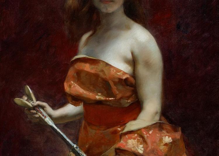 Exposition Juana Romani (1867-1923), Modèle Et Peintre. Un Rêve D'absolu à Courbevoie
