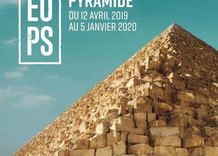 Exposition Khéops - La Grande Pyramide à Poitiers