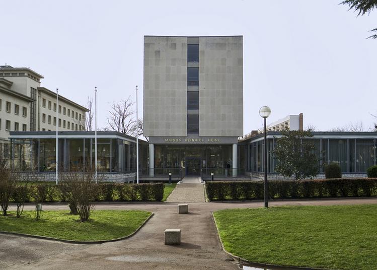 Exposition L'architecture De La Maison Heinrich Heine Par A.el Farouki à Paris 14ème