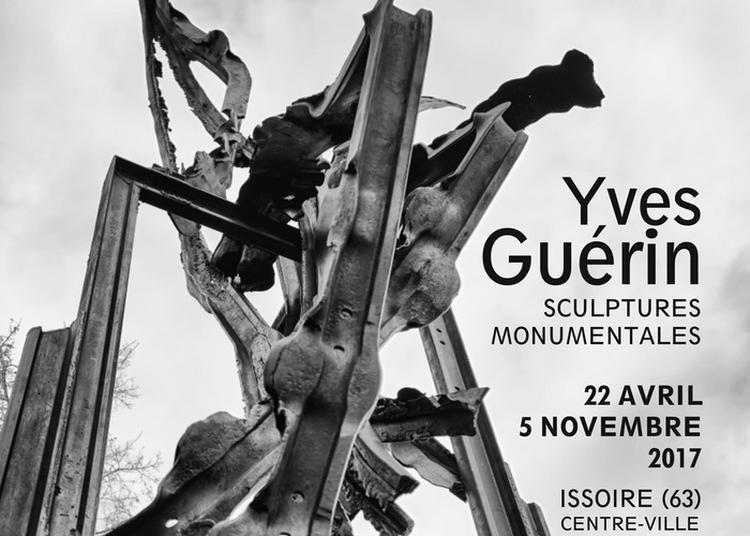 Exposition L'art Dans La Ville à Issoire