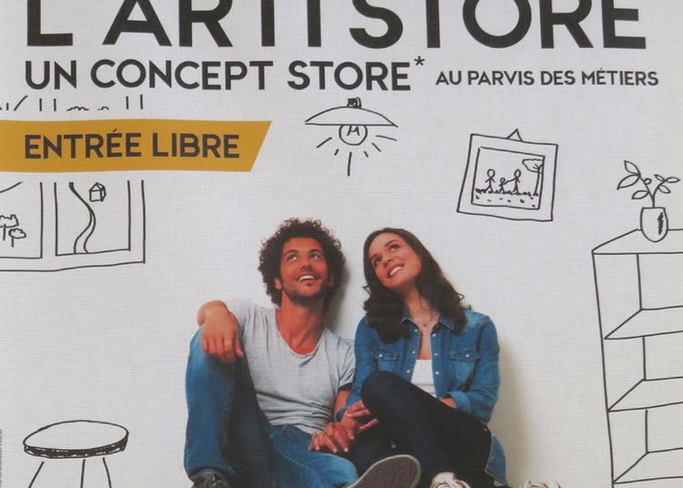 Exposition L'arti'store à Bourges