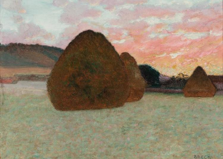 Exposition L'atelier De La Nature, 1860-1910. Invitation à La Collection Terra à Giverny
