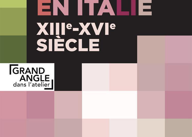 Exposition L'atelier Du Peintre En Italie. Xiiie-xvie à Avignon