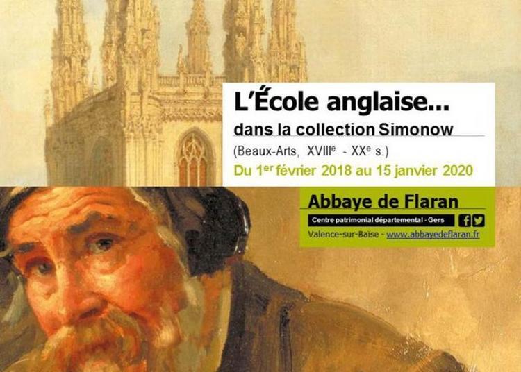 Exposition L'école Anglaise ... Dans La Collection Simonow à Valence sur Baise