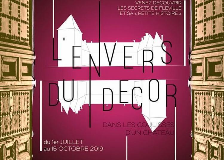 Exposition L'envers Du Décor : Dans Les Coulisses D'un Château à Fleville Devant Nancy