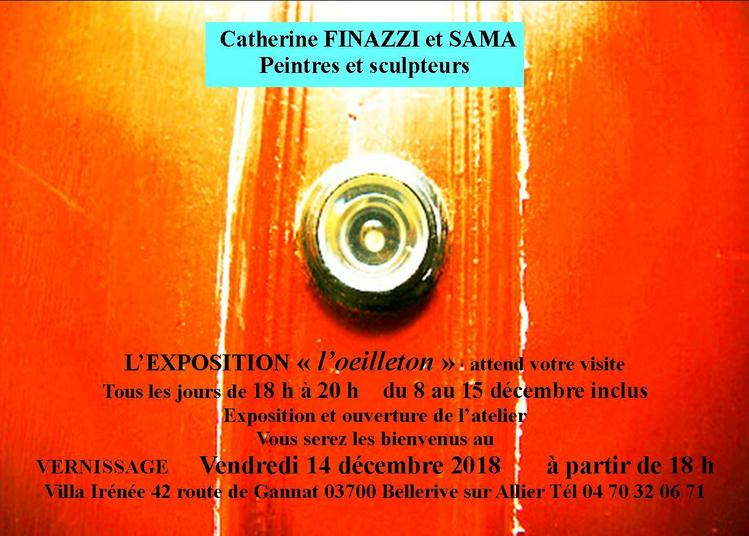 Exposition l'oeilleton à Bellerive sur Allier