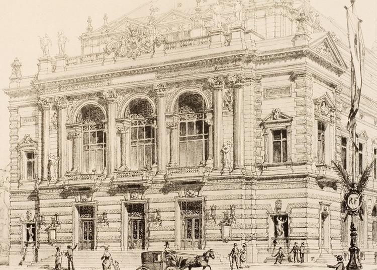 Exposition L'opéra-comédie Lieu Privilégié De Divertissement Des Montpelliérains à Montpellier