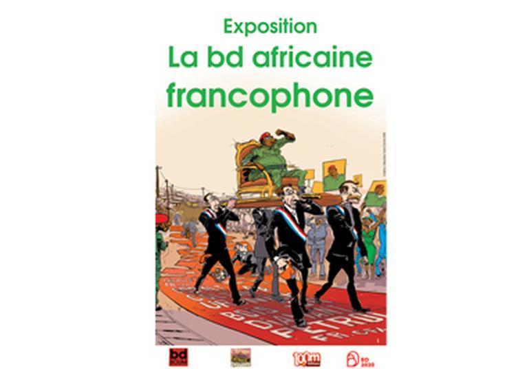 La bd africaine francophone à Blois