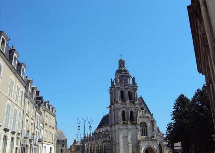 Exposition - La Cathédrale Des évêques à Blois
